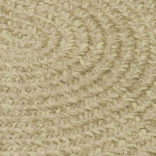 Barefoot Chenille Bath Rugs Rug BF01 Celery 1' X 2'