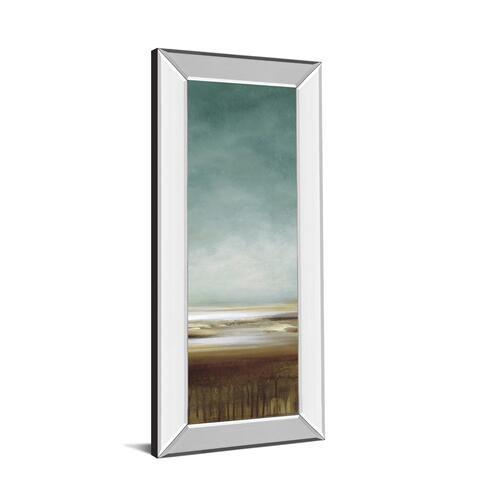 "Classy Art - ""New Horizons Il"" By Tesla Mirror Framed Print Wall Art"