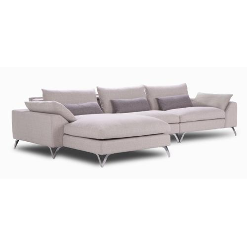 GLAMOUR Sectional (173-177-176)