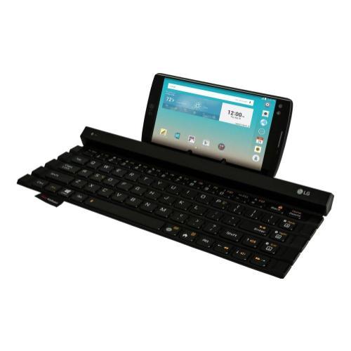 LG - LG Portable & Bluetooth® Wireless Rolly Keyboard™ 2