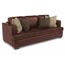 Fulbright Leather Sofa