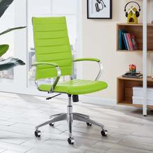 See Details - Jive Highback Office Chair in Bright Green