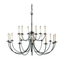 See Details - Simple Lines 18 Arm Chandelier