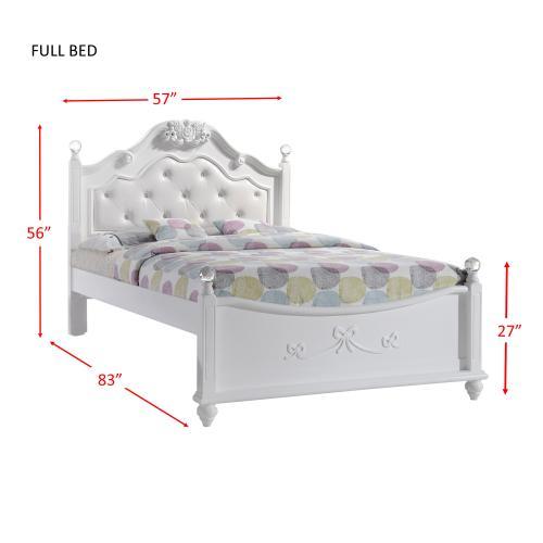 Alana Full Platform Bed