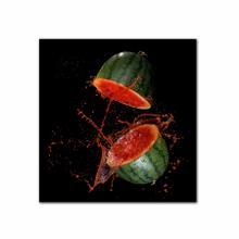 Watermelon 1/2 In Water Fine Wall Art