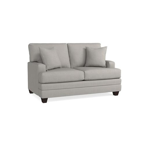 Bassett Furniture - Carolina Track Arm Loveseat