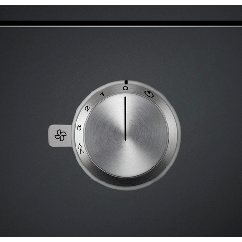 Gaggenau - Vario control knob for use with VL 414 downdraft AA 490 710 Stainless Steel