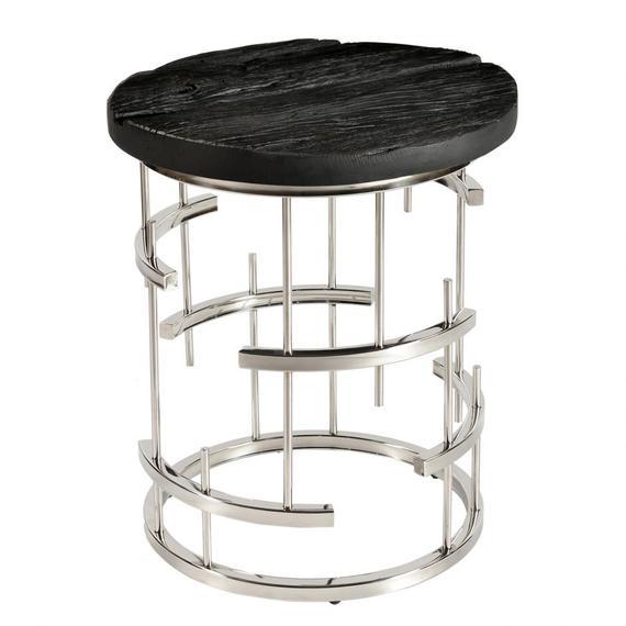 Morpheus Side Table Charcoal