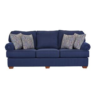 Deep Sofa with loose Pillow Backs
