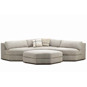 Geode Uph - Diamond 3pc Sectional