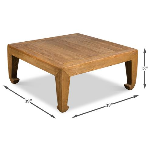 Classic Chinese Coffee Table