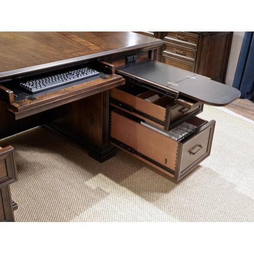 "74"" Exec Desk Base"