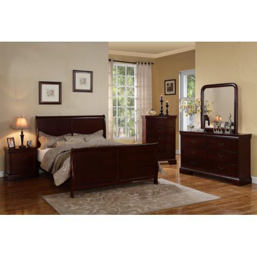 Updated Furniture - Louis Dresser, Cherry