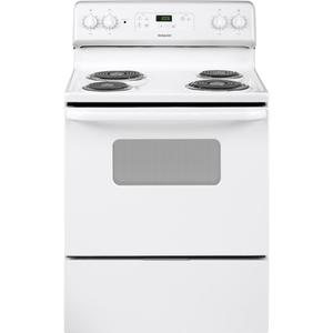 "HotpointHotpoint(R) 30"" Free-Standing Standard Clean Electric Range"