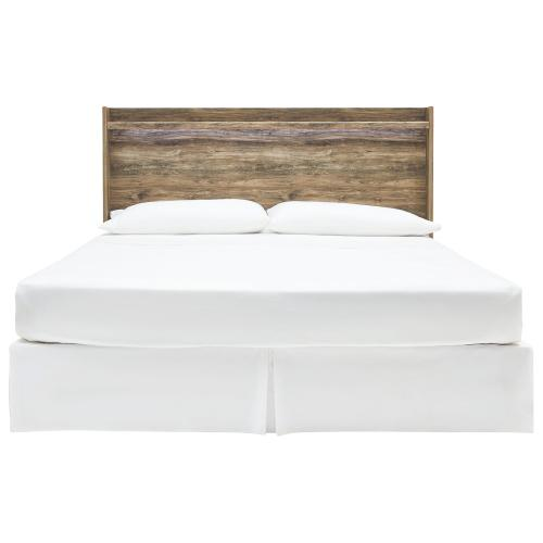 Rusthaven King Panel Headboard