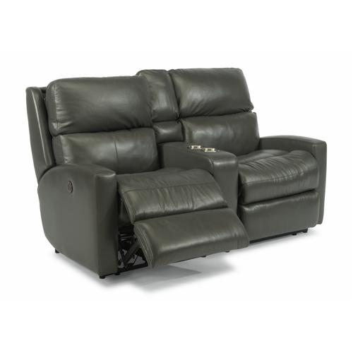 Gallery - Catalina Power Reclining Loveseat with Console