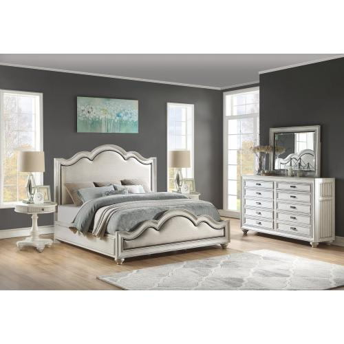 Product Image - Harmony Queen Upholstered Bed