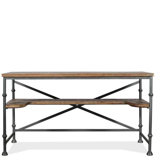 Revival - Writing Desk - Spanish Grey Finish