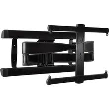 "Black Full Motion TV Wall Mount for 42""-90"" TVs"