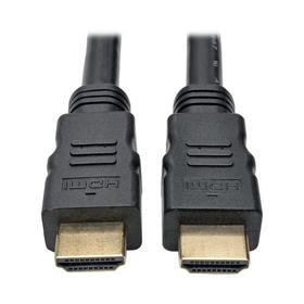 Active High-Speed HDMI Cable with Built-In Signal Booster (M/M), Black, 80 ft.