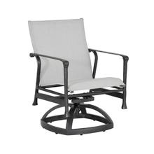 View Product - Marquis Sling Dining Swivel Rocker