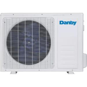 Danby - Danby 18,000 BTU Mini-Split Air Conditioner with Heat Pump and Variable Speed Inverter