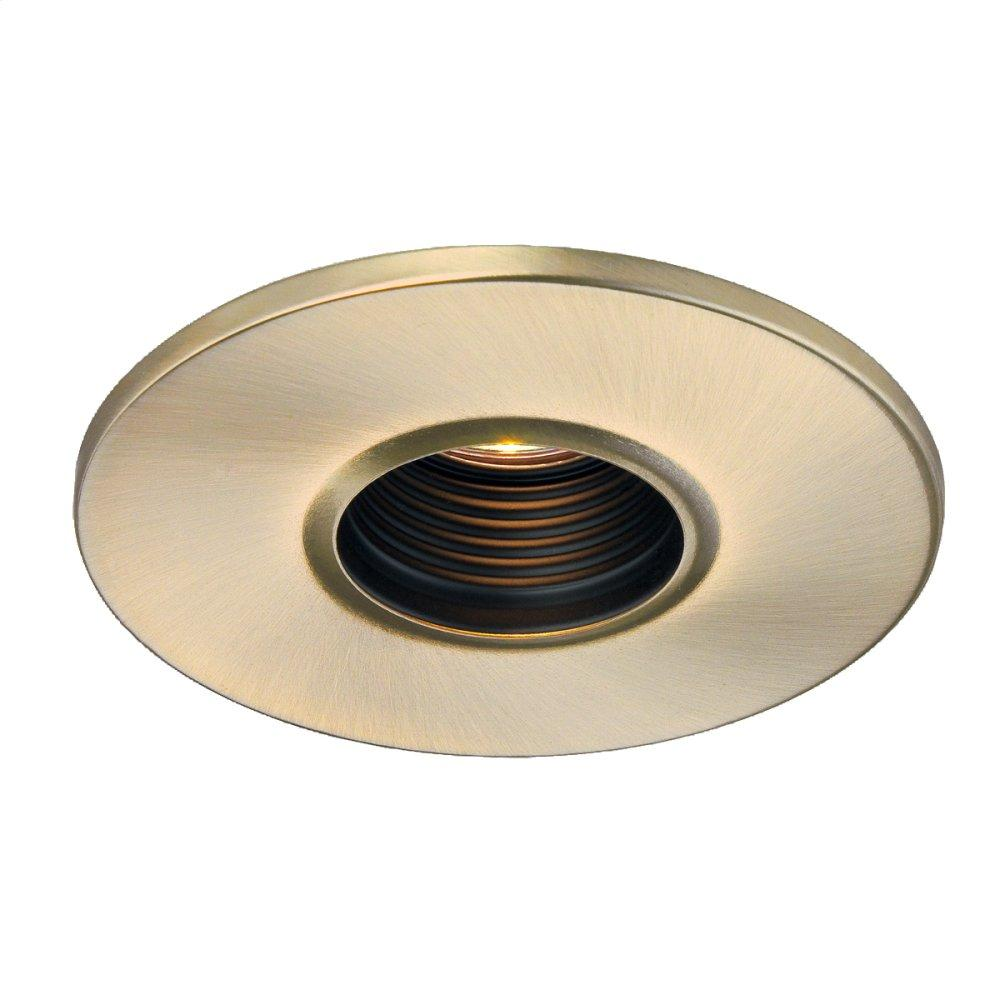 See Details - TRIM,4IN PINHOLE - Gold