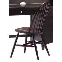 View Product - Bow Back Chair Espresso