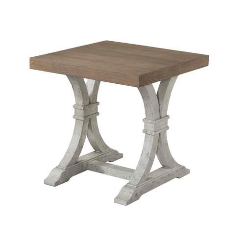 7053 Vintage Revival End Table