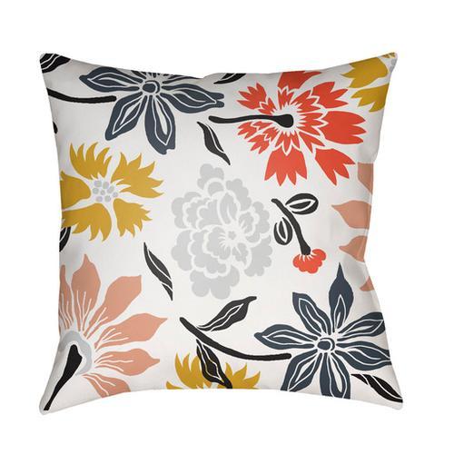 """Surya - Moody Floral MF-039 22""""H x 22""""W"""