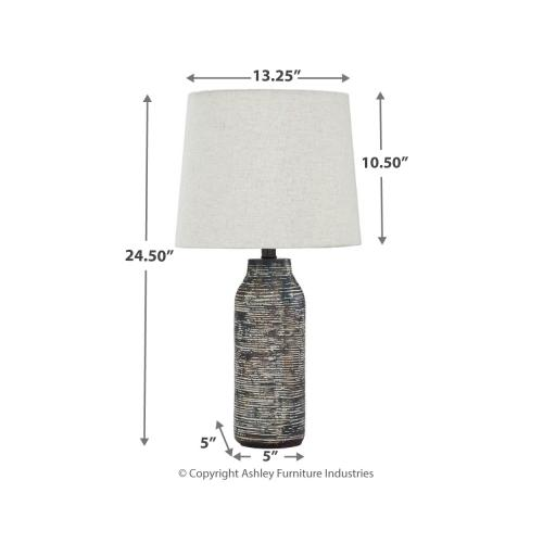 Mahima Table Lamp (set of 2)