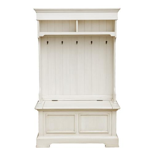White Hall Tree - Hutch