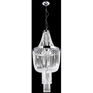 Chandeliers, Chrome/crystals, Type Jcd/g9 40wx16