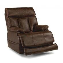 Chloe Fabric Power Recliner with Power Headrest