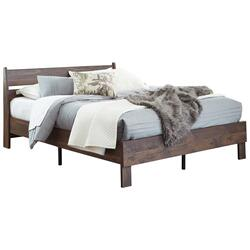 Calverson Queen Panel Platform Bed
