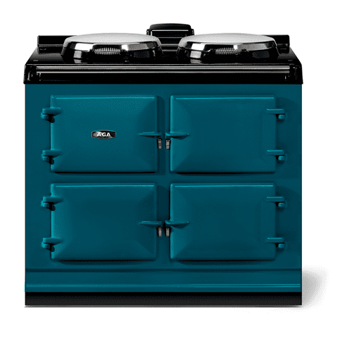 """Gallery - AGA Classic 39"""" Total Control, Salcombe Blue"""