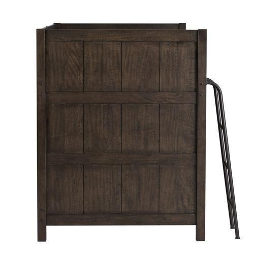 Liberty Furniture Industries - Twin Loft Headboard & Footboard