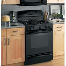 "GE Profile 30"" Free-Standing Self Clean Gas Range with Warming Drawer"