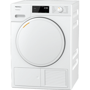 MieleTXD 160 WP - T1 Heat-pump tumble dryer with Miele@home and FragranceDos for laundry that smells great.