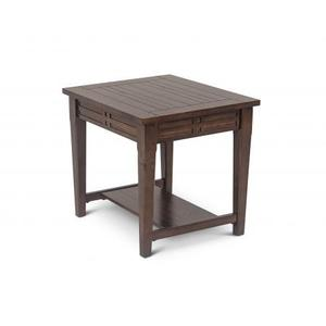 Crestline End Table