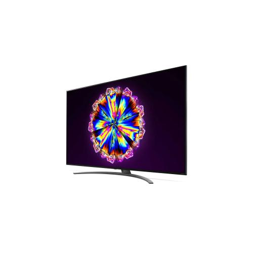 LG NanoCell 91 Series 2020 86 inch Class 4K Smart UHD NanoCell TV w/ AI ThinQ® (85.5'' Diag)