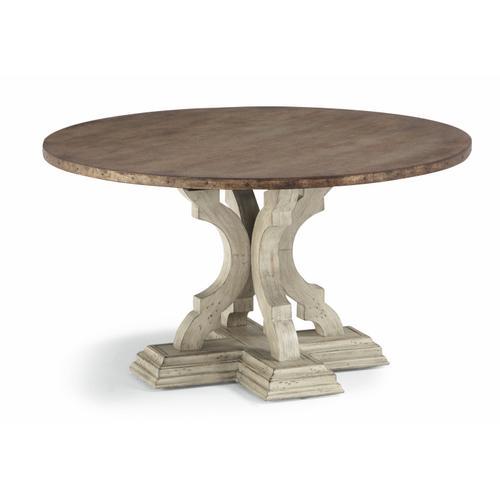 Flexsteel - Estate Round Coffee Table