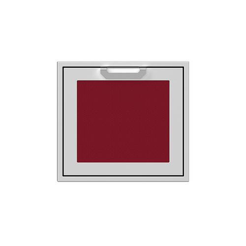 """Hestan - 24"""" Hestan Outdoor Single Access Door - AGADR Series - Tin-roof"""