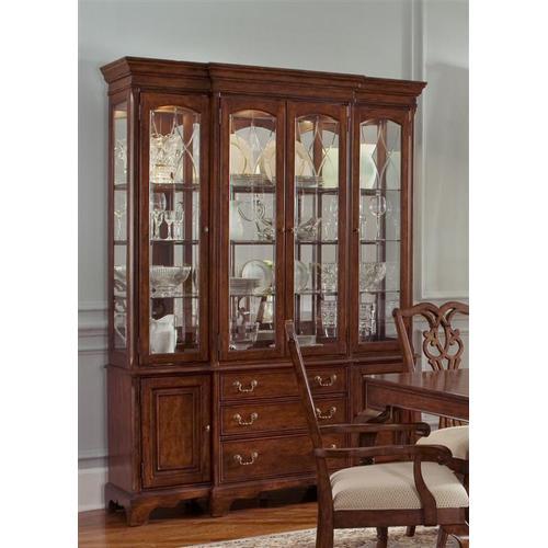 Liberty Furniture Industries - Hutch & Buffet Set