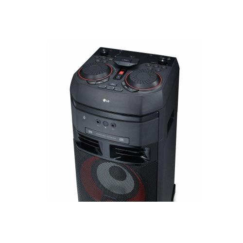 LG XBOOM 500W Entertainment System with Karaoke & DJ Effects