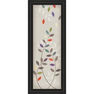 """Leaflets Il"" By Tandi Venter Framed Print Wall Art"