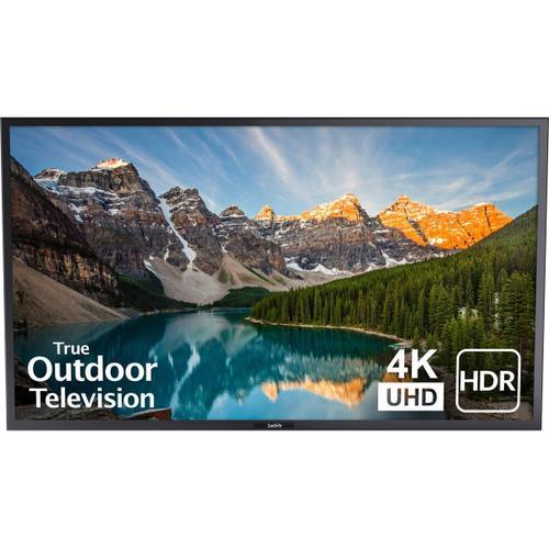 "55"" Veranda Outdoor LED HDR 4K TV - Full Shade - 2160p - 4K UltraHD TV - SB-V-55-4KHDR-BL"