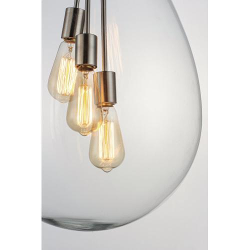 Gourd 3-Light Pendant