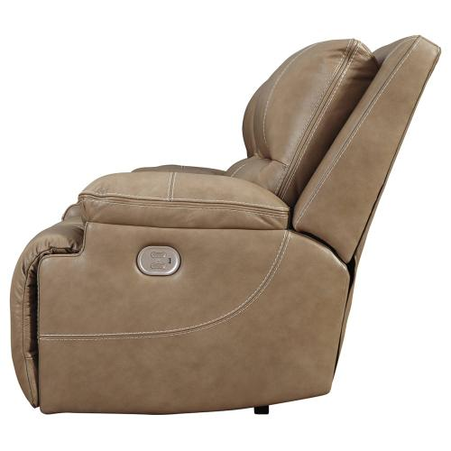 Ricmen Power Reclining Loveseat With Console