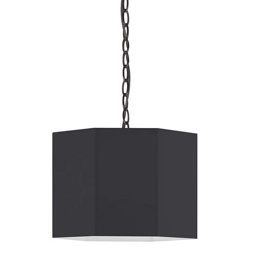 Product Image - 1lt Pendant, Mb W/ Bk Shade
